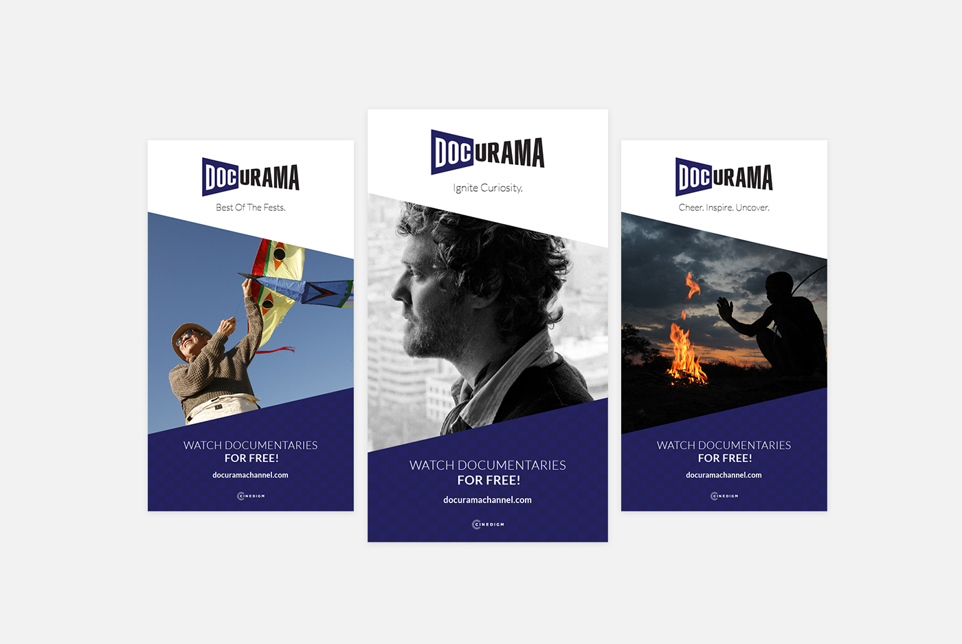 Docurama_posters